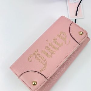 Juicy couture Pink Wallet NWT
